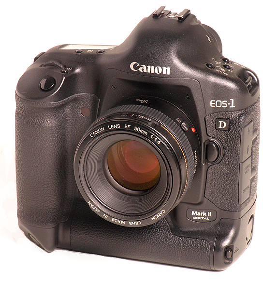 Canon 1D MkII